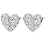 gift Dita Heart Earrings
