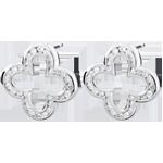 women Erica Earrings - 64 diamonds