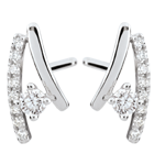 wedding Erina Diamond Earrings