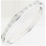 comprare on-line Fede nuziale Bagliore di diamante
