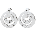 Harmonia Earrings - 18 carats