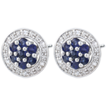 jewelry Isalia Sapphire Earrings