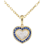 sell on line Marquise Heart Pendant