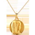 Verkauf Medaille Jungfrau 18mm