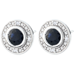 Midnight Star Earrings