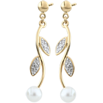 buy Mother-of-pearl Summer Pearl Earrings