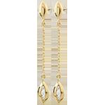 Geschenke Ohrhänger Calissons - Gelbgold