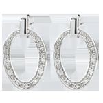 Juwelier Ohrringe Ovalia