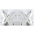 Juwelier Ohrstecker Schmetterling Origami