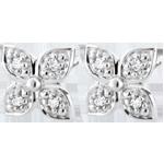Juweliere Ohrstecker Weiße Lilie