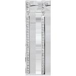 Orecchini Costellazione - Astrale - Oro bianco e Diamanti - 9 carati