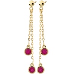wedding Ortega Pendant Earrings