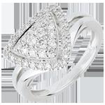 Ring Diamond Spaceship