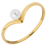 Geschenke Frau Ring die Perle von Olga