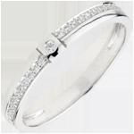 Juweliers Ring Duizend Wonderen met Diamanten