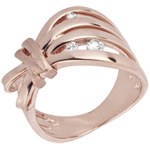 sell on line Ring Imaginary Walk - Camouflage - rose gold