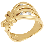 sell Ring Imaginary Walk - Camouflage - yellow gold