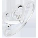 Geschenke Frau Ring Kostbares Herz