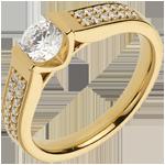 Hochzeit Ring nach Maß 30077