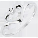 Geschenk Frau Ring Reines Herz