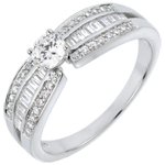 buy Ring Solitaire Destiny - Frederika - 0.30 carat