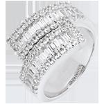 Geschenk Ring Sternbilder - Unendliches Licht Variation