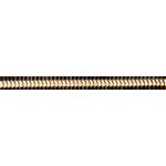 Schlangenkette Gelbgold - 42 cm - 375 Gold