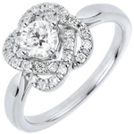 on-line buy Solitaire Ring Carat's Rose