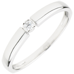 gifts Solitaire Ring Diamond Pill