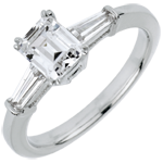 Solitaire Ring Lofty Love