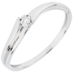 wedding Solitaire Ring Lucea