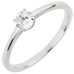 sales on line Solitaire Ring Precious Purity
