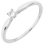 sell Solitaire Ring Sprig