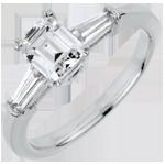 Verkauf Solitär Ring Überwältigende Liebe