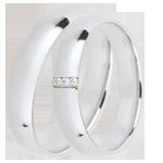 Geschenk Frau Trauringe Extra 3 Diamanten