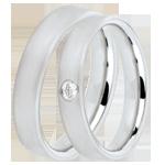 online kaufen Trauringe Kaschmir 1 Diamant