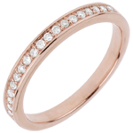 Wedding - Diamond - rose gold