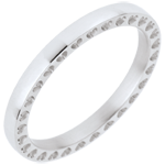 on-line buy Wedding Ring In my Heart - White Gold