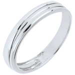 gifts Wedding Ring Triya - White gold