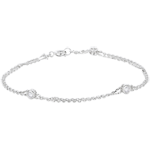 on-line buy White Gold and Diamond Zodiac Bracelet
