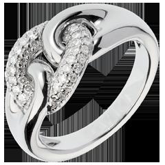 Diamant Ring Lien infini