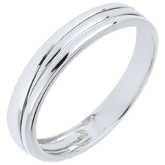 Wedding Ring Triya  - White gold