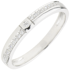 Anneau diamanté Mille Merveilles