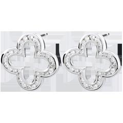 Boucles d'oreilles Erita - 64 diamants