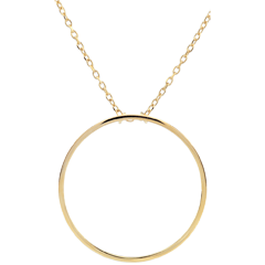 Collar Nita - oro amarillo 9 quilates