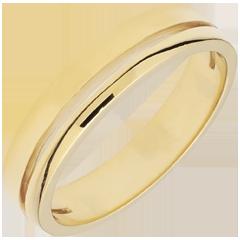 Fede Olympia - Piccolo modello - oro giallo