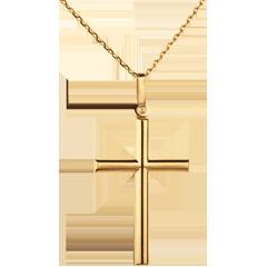 Abgerundetes Kreuz