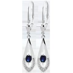 Britanie Sapphire Earrings