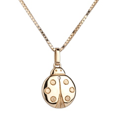 Cocci - large model - yellow gold
