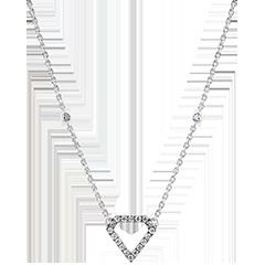 Collier Abondance - Diamantra - or 9 carats et diamants